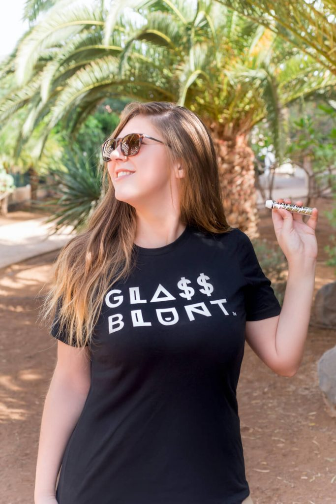 , Blog Author, Glassblunt