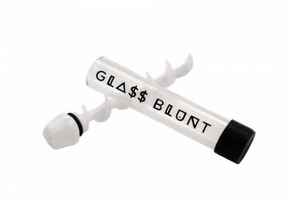 Glass blunt white version