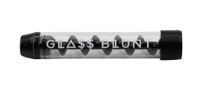 Twisty glass blunt from Canada